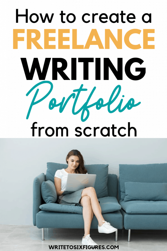 freelance writing portfolio