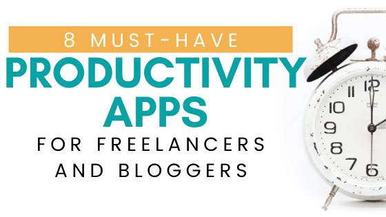 productivity apps for freelancers