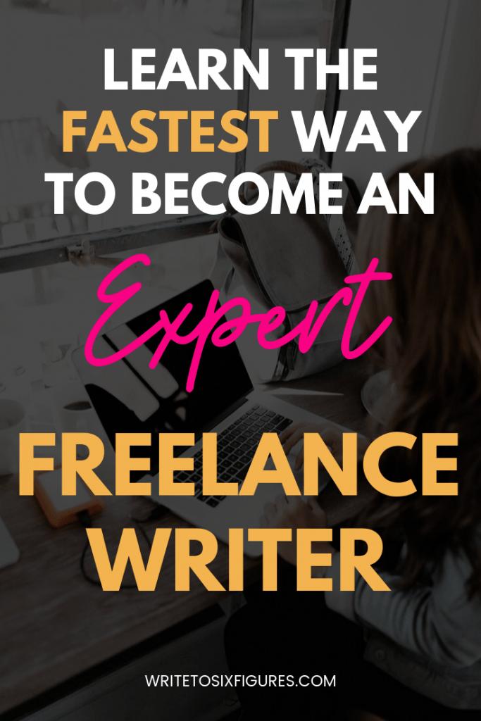 expert freelance writer