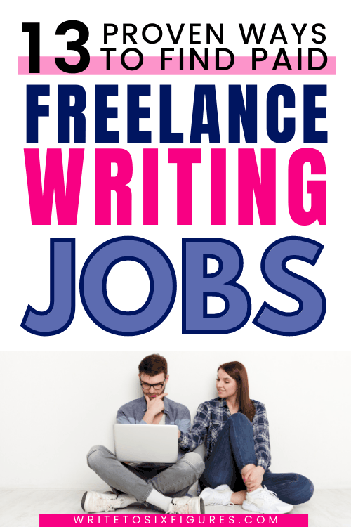 freelance writing jobs for beginning writers